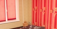 <b>Скидка до 51%.</b> Отдых для двоих вдвухкомнатных апартаментах «Изящная Япония» сджакузи итематическим дизайном отсети апартаментов Holiday House