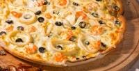 Пицца отпиццерии Portofino соскидкой50%
