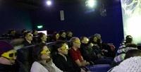 <b>Скидка до 53%.</b> Билет на1или 2сеанса просмотра фильма нацилиндрическом широкоформатном экране в«7D-кинотеатре»