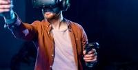 <b>Скидка до 52%.</b> 60минут игры вшлеме HTC Vive вклубе виртуальной реальности «Гравити-17»