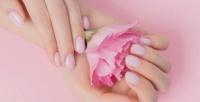 <b>Скидка до 63%.</b> Классический, европейский, комбинированный, аппаратный или необрезной гигиенический маникюр ипедикюр спокрытием гель-лаком встудии красоты «Орхидея»