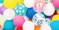 <b>Скидка до 53%.</b> Гелиевые шары собработкой или композиции изгелиевых шаров