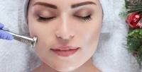 <b>Скидка до 65%.</b> Лазерная безынъекционная биоревитализация, RF-лифтинг, чистка лица, улиткотерапия лица, шеи изоны декольте, безоперационная блефаропластика век или нанесение светодиодной LED-маски всалоне красоты LadyDi