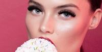 <b>Скидка до 72%.</b> Коррекция иокрашивание бровей, наращивание ресниц пояпонской технологии или макияж встудии наращивания ресниц Lashes House