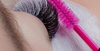 <b>Скидка до 72%.</b> Наращивание ресниц иокрашивание бровей всалоне красоты Yes Nail