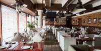 Блюда меню вдвух ресторанах «Темпл Бар» соскидкой 50%