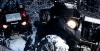 <b>Скидка до 50%.</b> Заезд наквадроцикле втечение 30, 60или 120 минут откомпании Kvadrprokat