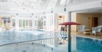 <b>Скидка до 50%.</b> Оздоровительный или SPA-отдых вАнапе наберегу Чёрного моря спитанием посистеме «шведский стол», посещением бассейна, финской сауны, хаммама всанатории «Старинная Анапа»