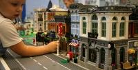 <b>Скидка до 50%.</b> 30минут либо 3часа посещения детской игровой лего-комнаты «Легоза»