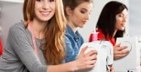 <b>Скидка до 50%.</b> Курс «Детская одежда» или «Женский гардероб» навыбор вшколе дизайна одежды ишвейного мастерства Garment School