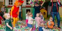 <b>Скидка до 52%.</b> Развлекательная программа отстудии детских праздников Funny Room