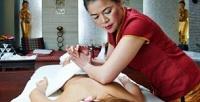 <b>Скидка до 55%.</b> SPA-программа, традиционный тайский или точечный китайский массаж встудии красоты Global SPA