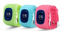 Детские GPS-часы-телефон Smart Baby Watch Q50 (844руб. вместо 1299руб.)