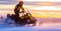 <b>Скидка до 67%.</b> Катание напрогулочных снегоходах Stels помаршруту отклуба «Арт-адреналин»