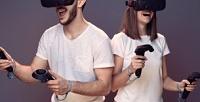 <b>Скидка до 52%.</b> 60минут игры вклубе виртуальной реальности Reality
