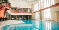 <b>Скидка до 30%.</b> Отдых вномере выбранной категории с3-разовым питанием, посещением бассейна иразвлечениями впарк-отеле «Лазурный берег наОке»