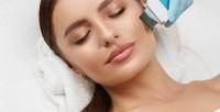 <b>Скидка до 82%.</b> УЗ-чистка лица, всесезонный пилинг, алмазная дермабразия или RF-лифтинг вцентре красоты икоррекции фигуры Estettika