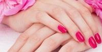 <b>Скидка до 58%.</b> Маникюр, педикюр, коррекция ногтей спокрытием Shellac идизайном или без встудии «Педикюр &Я»