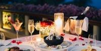 Романтический ужин для двоих вгостинично-развлекательном комплексе «Хлопок» налевом берегу Дона (1847руб. вместо 3770руб.)
