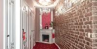 <b>Скидка до 55%.</b> Отдых вцентре Санкт-Петербурга вномере категории стандарт, полулюкс или люкс сзавтраком вапартаментах «Гранд наКронверкском»
