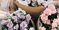 <b>Скидка до 60%.</b> Букеты вшляпной коробке или корзине изпремиальных роз, королевских орхидей, французские голландские розы, гортензии