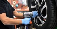 <b>Скидка до 50%.</b> Шиномонтаж ибалансировка 4колес радиусом доR16 для легкового автомобиля вавтосервисе «Макс-авто»