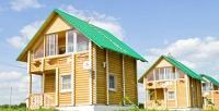 <b>Скидка до 41%.</b> Отдых вдвухэтажном деревянном доме сигрой втеннис, бадминтон, посещением кедровой бочки или без вэкопарке «Рождествено»