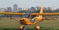 <b>Скидка до 37%.</b> Романтический полет над Новосибирском или полет для компании насамолете А-22 либо Piper откомпании «Полеты насамолетах»