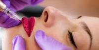 <b>Скидка до 72%.</b> Татуаж губ или межресничного пространства либо микроблейдинг бровей потехнике навыбор встудии красоты Brow Barhat