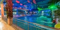 <b>Скидка до 30%.</b> Отдых вСочи наберегу Черного моря с3-разовым питанием посистеме «шведский стол», посещением бассейнов, аквапарка иразвлекательной программой воздоровительно-образовательном центре «Илона»