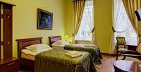 <b>Скидка до 49%.</b> Отдых наНевском проспекте вномере категории комфорт сзавтраками вклубном отеле «Питерская»