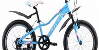 <b>Скидка до 12%.</b> Детский, подростковый, женский или горный велосипед Stark