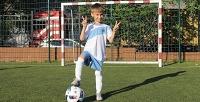 <b>Скидка до 65%.</b> Абонемент на1или 2месяца занятий для одного ребенка вдетской футбольной школе «Фабрика футболистов»