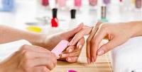 <b>Скидка до 63%.</b> Классический маникюр ипедикюр спокрытием гель-лаком идизайном ногтей или наращивание ногтей встудии красоты Kudesnicy