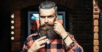 <b>Скидка до 55%.</b> Мужская или детская стрижка, оформление бороды всети Barbershop Muchacho