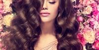 <b>Скидка до 82%.</b> Стрижка, окрашивание, мелирование, тонирование иукладка волос всалоне красоты «Тет-а-тет»