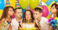 Празднование дня рождения попрограмме «Самый лучший день» спользованием банкетной комнатой, развлекательными мероприятиями отпраздничного агентства Happy Fest (3600руб. вместо 7200руб.)