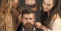 <b>Скидка до 50%.</b> Мужская модельная, спортивная или креативная стрижка отпарикмахерской «Лина»