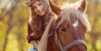 <b>Скидка до 68%.</b> Фотосессия слошадью, конная прогулка вполе, лесу синструктажем, экскурсионной программой либо без вконном клубе «Усадьба Марфино»