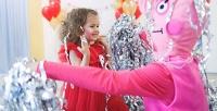 Организация детского праздника «Серебро Boom! 1,5 часа веселья!» отразвлекательного детского центра «Бибельмот» (4750руб. вместо 9500руб.)