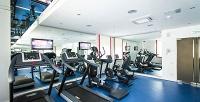 <b>Скидка до 61%.</b> До50посещений тренажерного зала, бассейна ифинской сауны вотеле «Виктория»