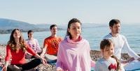 <b>Скидка до 50%.</b> Отдых вСочи напобережье Черного моря сйога-программой навыбор, трехразовым питанием, трансфером для одного вйога-отеле «Дом солнца»