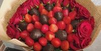 <b>Скидка до 70%.</b> Букет изсухофруктов, сладкий, фруктовый, клубничный или мужской букет