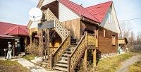 <b>Скидка до 58%.</b> Отдых сзавтраком вблагоустроенном номере, коттедже либо влетнем доме набазе отдыха «Айская долина»