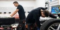 <b>Скидка до 62%.</b> Сезонное хранение или шиномонтаж ибалансировка комплекта шин радиусом отR13 доR19 отавтостудии «Фейнлаб»