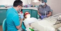 <b>Скидка до 80%.</b> Установка металлических, керамических или сапфировых брекетов, диагностика иполировка встоматологической клинике «Дентал Студио»