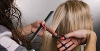 <b>Скидка до 64%.</b> Женская, мужская стрижка, ламинирование, окрашивание, выпрямление, завивка всалоне красоты «Эдель»