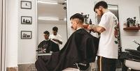 <b>Скидка до 50%.</b> Мужская стрижка, оформление бороды вбарбершопе «Равенство»