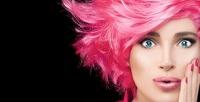 <b>Скидка до 75%.</b> Женская стрижка, окрашивание, укладка, восстановление волос устилиста Сахаровой Ксении