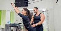 <b>Скидка до 62%.</b> До20фитнес-тренировок наEMS-тренажере Miha Bodytec встудии SprintFit
